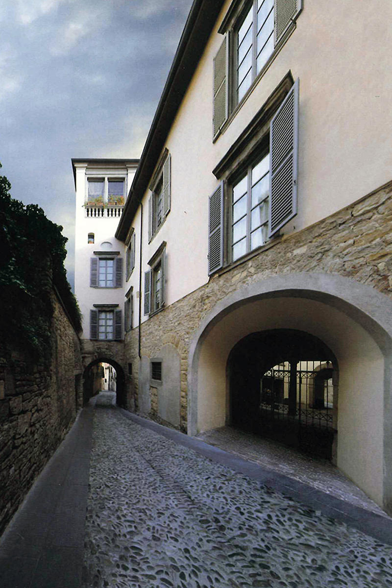 L'edificio storico riacquista il suo antico splendore